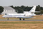 EGLF - Dassault Falcon 50 - Italian Air Force - MM62026 (42815489654).jpg