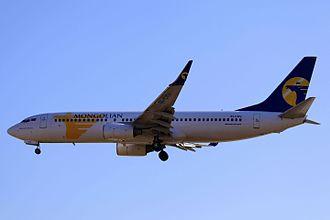 MIAT Mongolian Airlines - MIAT Boeing 737-800