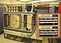 ETA Systems ETA10 supercomputer (1987-1989) where CPU is mounted in a liquid nitrogen tank for liquid cooling (End of an ERA) - Computer History Museum, 2010-01-21 15.43.38 by Jitze Couperus.jpg