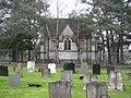 East Finchley, St Marylebone Cemetery, Glenesk Mausoleum - geograph.org.uk - 2284526.jpg