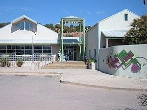 Tijeras, New Mexico - East Mountain Library in Tijeras
