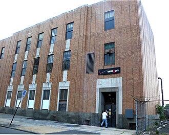 Verizon New Jersey - Smaller exchange in East Orange, New Jersey