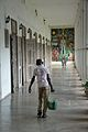 Eastern Ground-floor Corridor - Hijli Detention Camp Converted Hijli Shaheed Bhavan - IIT Kharagpur - West Midnapore 2015-09-28 4566.JPG