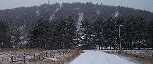 Eaton Mountain - Image: Eaton mountain