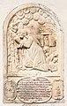 Ebenthal Gurnitz Pfarrkirche Gruendungsstein 1650 zu Ehren von Benedict Mitterholzer 22042016 1739.jpg