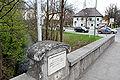Ebenthal Lampl-Brücke Gedenktafel Demarkationslinie 1919-1829 10042010 20.jpg
