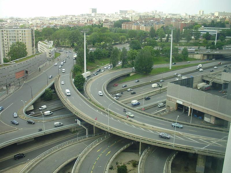 Le boulevard p riph rique parisien f te ses 40 ans - Gare routiere paris gallieni porte bagnolet ...