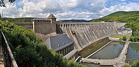 Image illustrative de l'article Barrage d'Edersee