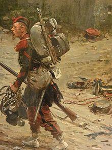 1870 - la bataille de Mars-la-Tour 220px-Edouard_Detaille_1870_bataille_de_Rezonville