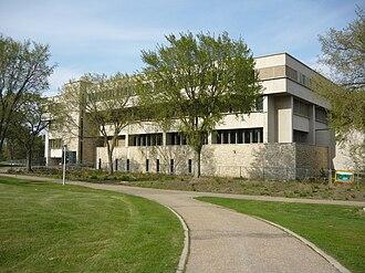 Saskatoon Teachers' College - 1970 Education Building, University of Saskatchewan