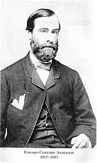 Edward Clifford Anderson, SR