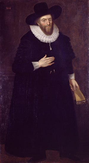 Dulwich College - Edward Alleyn, founder of the School