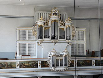 Saint Aurelia's Church, Strasbourg - Pipe organ