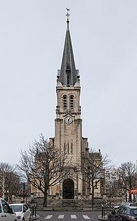 Eglise de Saint-Lambert, Paris 15e, East View 140201 1.jpg