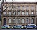 Ehemaliges Reichsbankgebäude, Fassade, Heinrich-Heine-Allee 8-9, Düsseldorf-Altstadt.jpg