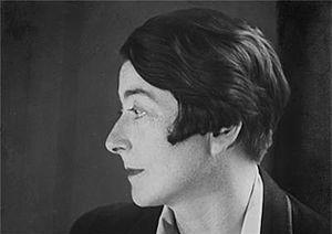 Eileen Gray circa 1910