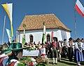 Einweihungsfeier der renovierten Raschötzer Kapelle über St. Ulrich in Gröden.JPG