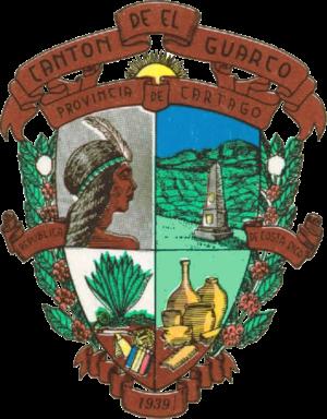 El Guarco (canton) - Image: El.Guarco.canton