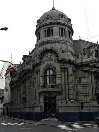 El Comercio (Peru) - Headquarters in the Historic Centre of Lima