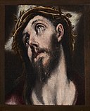 El Greco - Christ Bearing the Cross - 2008.275 - Indianapolis Museum of Art.jpg