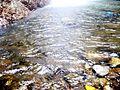 El agua de la cascada.JPG