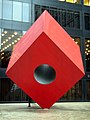 El cubo rojo en Broadway - panoramio.jpg