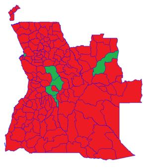 Angolan legislative election, 2017 - Image: Eleições Angola 2017