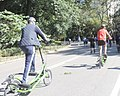 Eliptigo northbound on East Drive jeh.jpg
