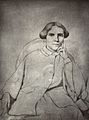 Elizabeth Blackwell. Photomechanical print by Swaine. Wellcome V0026055.jpg