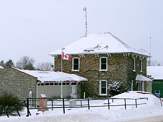 Elizabethtown-Kitley - Township office in New Dublin