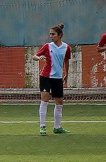 Emine Demir Turkish womens football defender