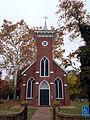 Emmanuel Episcopal Church Front Shot Port Conway, Virginia Oct 12.jpg