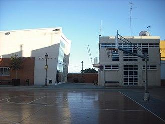 Emperador, Valencia - Image: Emperador. Plaça de l'Ajuntament