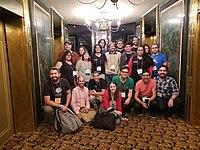 Encuentro de Iberocoop en Wikimanía 2018 02.jpg