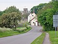 Entering Bempton village from the south - geograph.org.uk - 835392.jpg