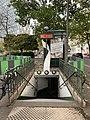 Entrée Station Métro Javel André Citroën Paris 10.jpg