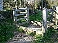 Entrance to Hucking Estate - geograph.org.uk - 149494.jpg