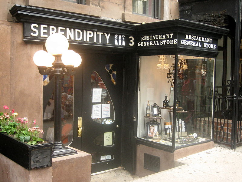 File:Entrance to Serendipity 3, the New York City dessert restaurant.jpg