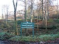 Entrance to Stoke Woods - geograph.org.uk - 1071440.jpg