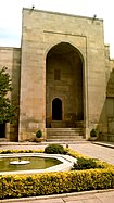 Entrance to the Palace of Shirvanshahs.jpg