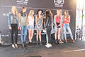 Er deden veel jonge modellen mee elite model wedstrijd Spijkenisse.jpg