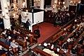Eredoctoraat dr Eugène (Oom Sjenie) Gessel (82), toespraak van president Desi Bouterse.jpg
