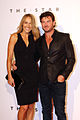 Erika Heynatz & Andrew Kingston, Oct 2011 (2).jpg