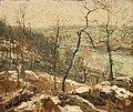 Ernest Lawson - Landscape near the Harlem River.jpg