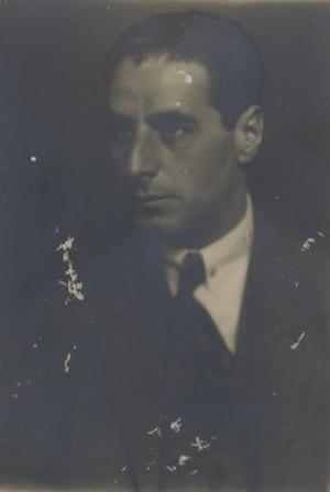 Ernst Toch - Image: Ernst Toch