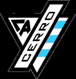 C.A. Cerro - Image: Escudo Club Atlético Cerro