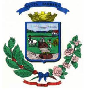 Santa Bárbara (canton) - Image: Escudo de Santa Barbara Heredia