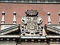 Escudo en el Palacio de Fabio Nelli (Valladolid).jpg