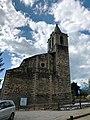 Església parroquial de la Mare de Déu dels Àngels (Llívia) exterior.jpg