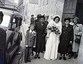 Esküvői fotó, 1948 Budapest. Fortepan 104916.jpg